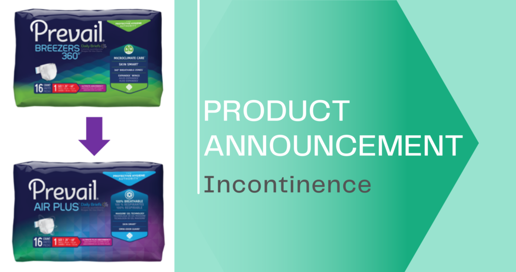 product announcement with prevail briefs