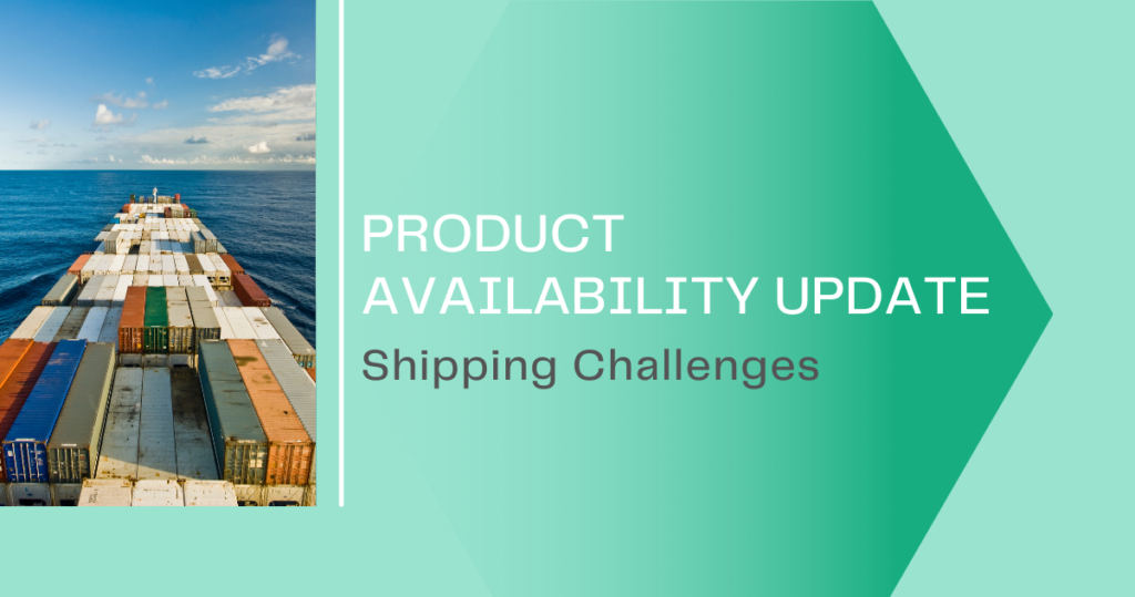 shipping challenges